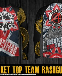 phuket top team rashguard
